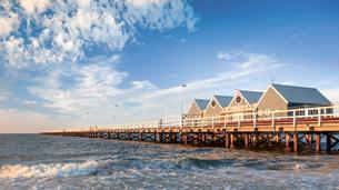 Zwischen Outback und Meereswelten in Australiens Westen