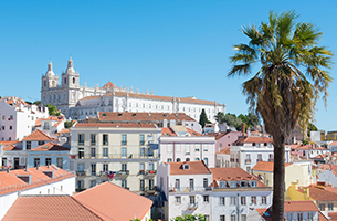 Clubveranstaltung Lissabon