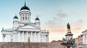 Frühlingshafter Zauber des Baltikums